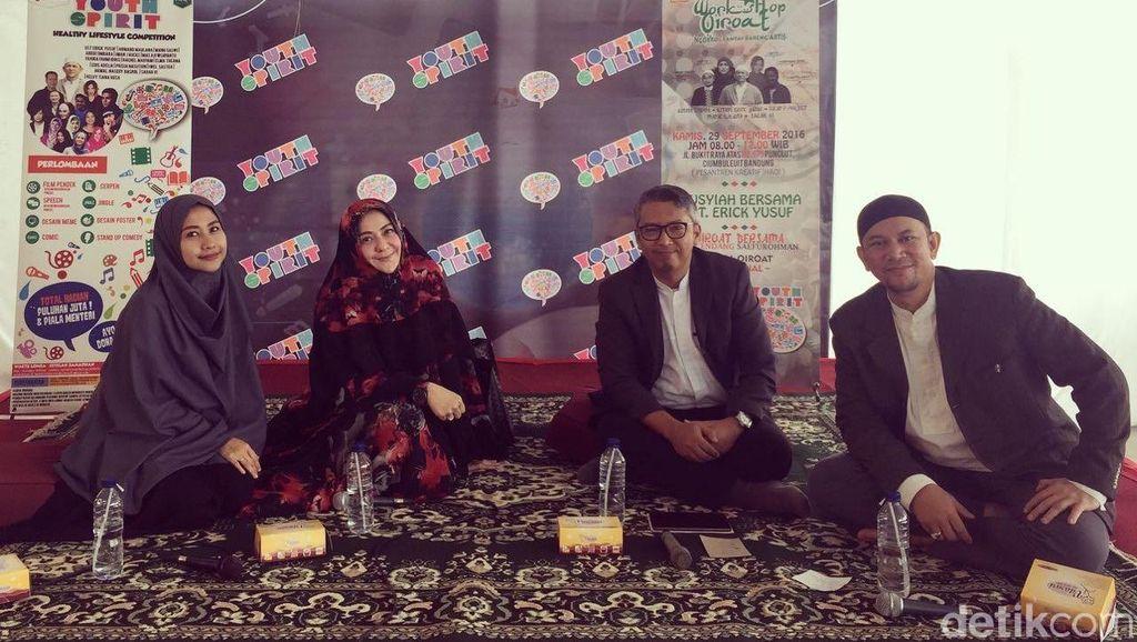 Ustaz Erick Gelar Workshop Qiraat, Mengajak Lebih Dekat dengan Alquran
