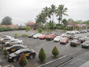 Komunitas Corolla Altis Jalan-jalan ke Baturraden