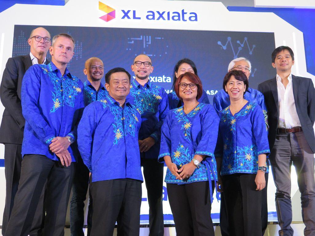Direksi dan Komisaris XL Axiata.