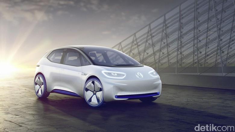 Mobil listrik VW (Foto: Volkswagen)