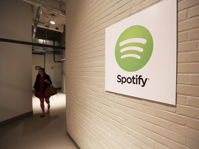 Spotify Foto: Getty Images - Mario Tama