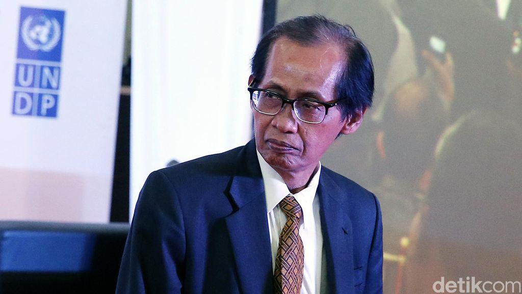 Mantan Hakim Agung Nilai Vonis Artidjo Selalu Berdasar Rasa Keadilan
