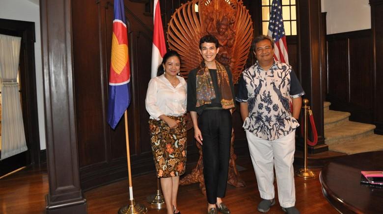 Bangga Bisa Angkat Fashion Indonesia di Amerika