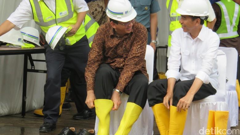 Ahok Bebas Besok, Jokowi: Dia Sudah Jalani Hukuman