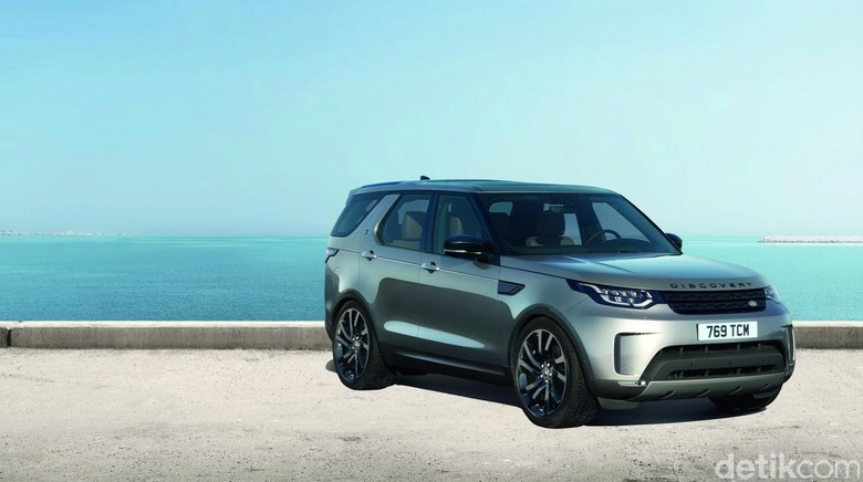 Ilustrasi: Land Rover Discovery (Foto: Land Rover)