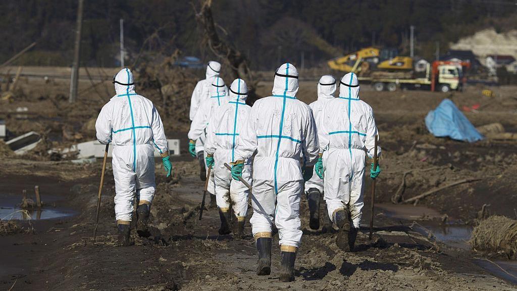 Jepang Kerahkan Robot Periksa Lelehan Reaktor Nuklir di Fukushima
