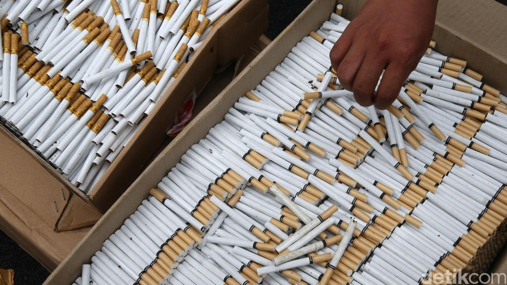 Jumlah Pabrik Rokok Berkurang, dari 600 Tinggal 100