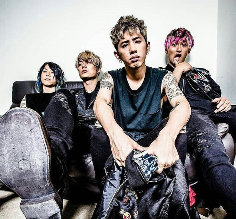 Foto: Instagram One Ok Rock