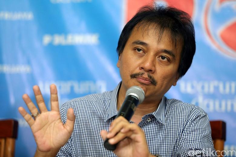 PD: Larangan Bicara untuk Roy Suryo Peringatan dari Ketum, Wajar