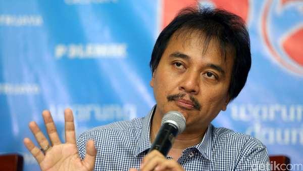 Panas Isu dengan Kemenpora, Roy Suryo Nonaktif dari Waketum PD