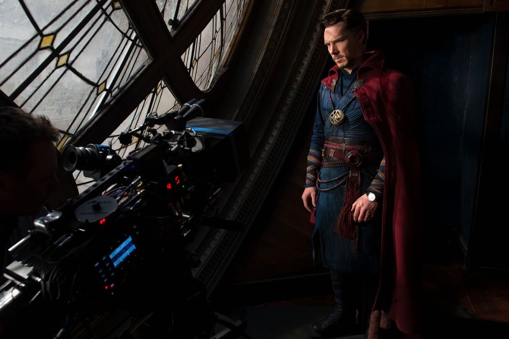 The Eye of Agamoto, Jimat yang Dipakai Doctor Strange