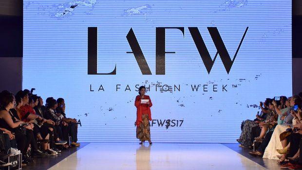 Foto: LA Fashion Week (Dok. KJRI LA)