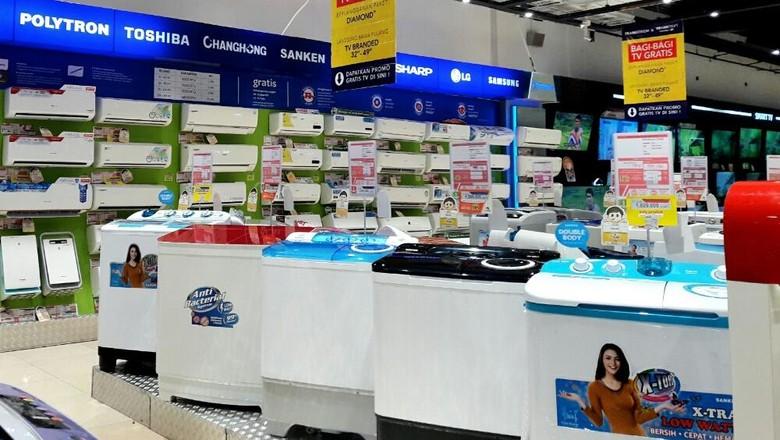 Gelaran Promo Elektronik Di Transmart Carrefour
