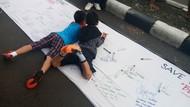 Kampanye Selamatkan Anak dari Pengaruh Buruk Internet Digelar di CFD