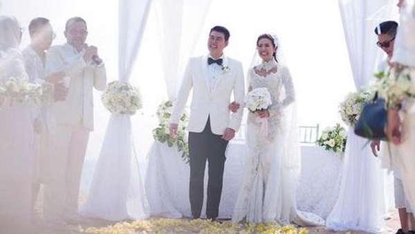 Yuk, Intip Pesta Pernikahan Asty Ananta!