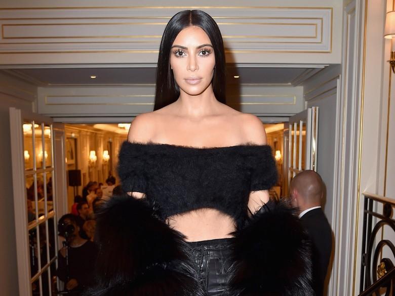 Kim Kardashian Trauma Terkait Insiden Penyekapan di Paris