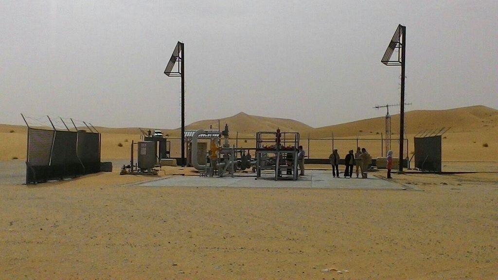 Suka Duka Ahli Perminyakan RI yang Ngebor di Tengah Gurun Sahara