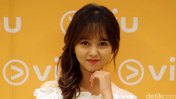 Kim So Hyun, Si Hantu Cantik di  Bring it On Ghost