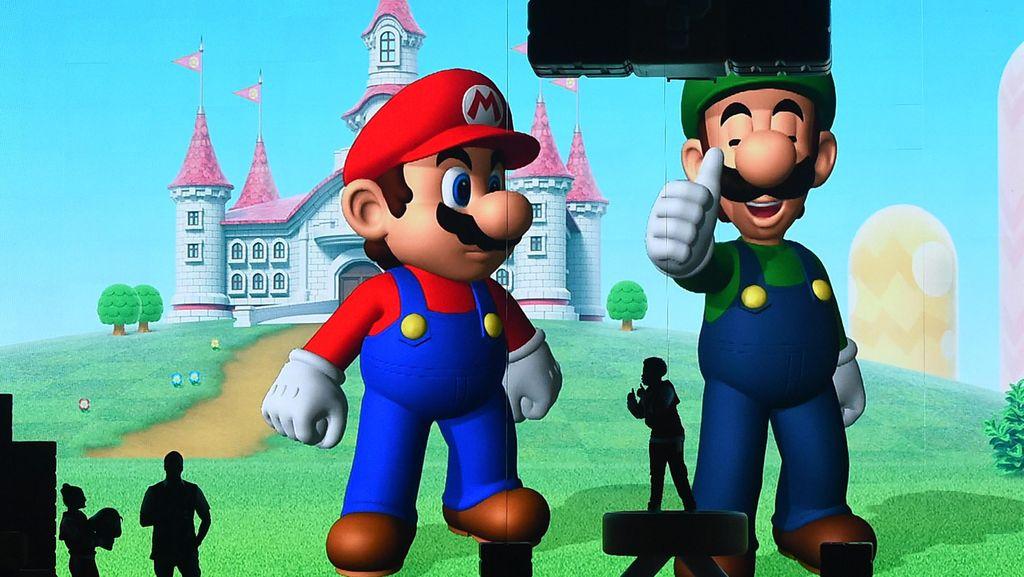 Nintendo Ungkap Peluncuran Mario Tennis Aces