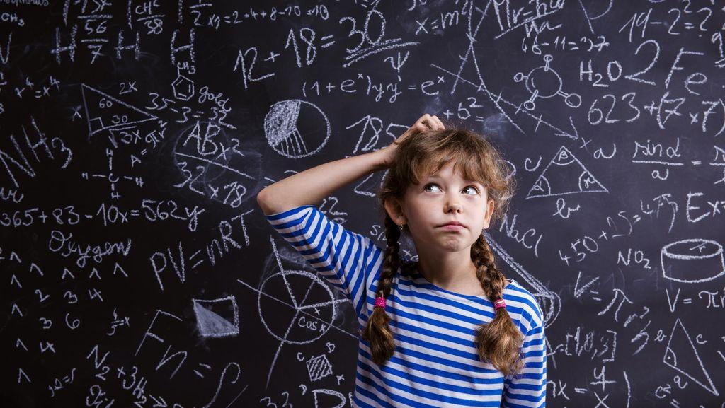 Otot Butuh Olahraga, Otak Butuh Matematika Biar Selalu Sehat