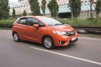 Honda Jazz terbaru diluncurkan di Jepang.