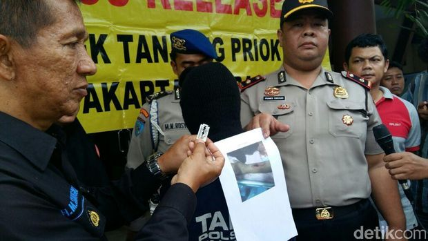 Foto: Dok. Polsek Tanjung Priok