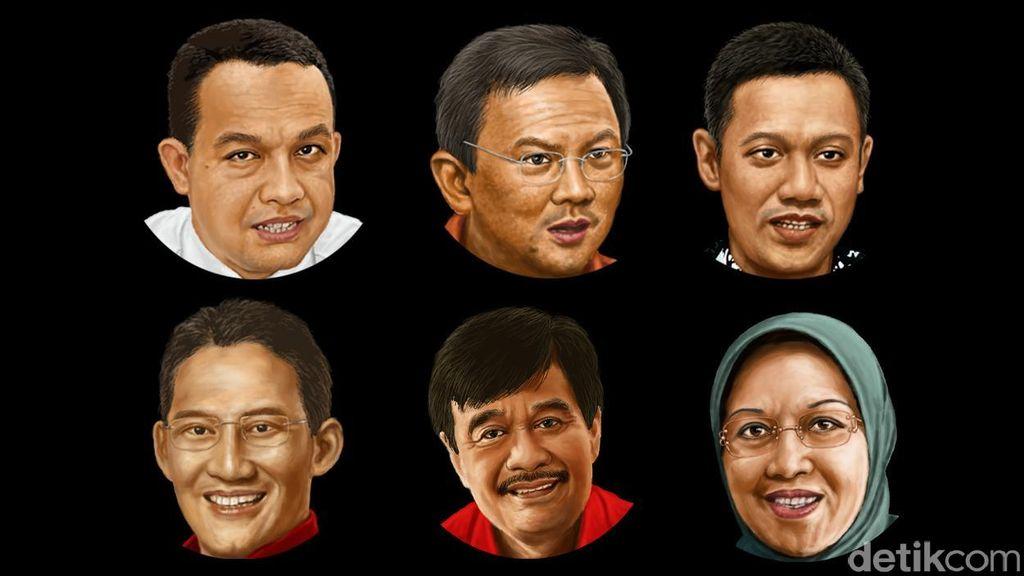 Agus Yudhoyono, Ahok, dan Anies Tarung Ide Soal Olahraga, Siapa Unggul?