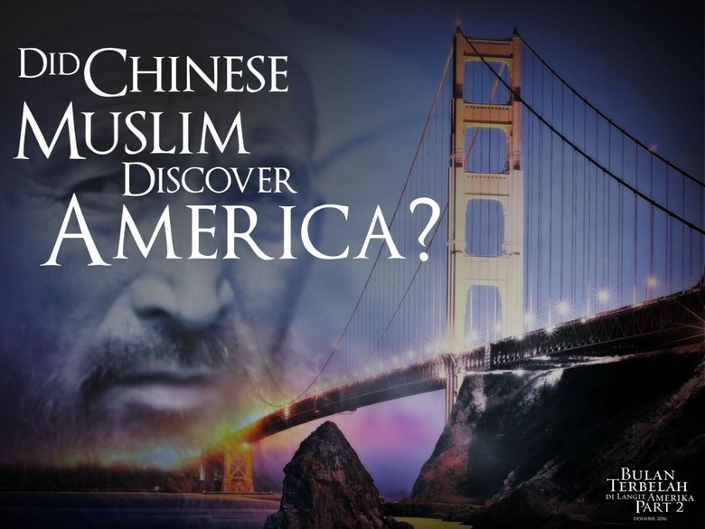 did the chinese discover america