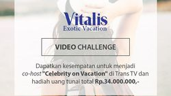Saatnya Kamu Eksis di TV Lewat Acara Celebrity on Vacation!