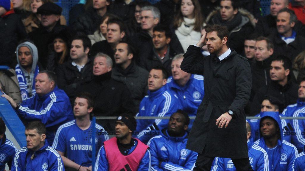 Villas-Boas Akui Terlalu Cepat Menerima Tawaran Melatih Chelsea