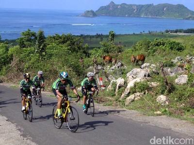 NTB Siap Gelar LEtape Indonesia Tour de France 2021 September Mendatang