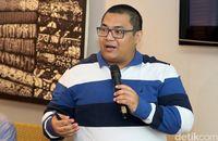 Direktur Eksekutif Median Rico Marbun.