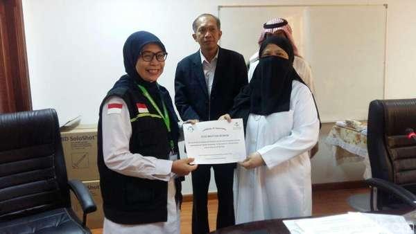 Apresiasi Tinggi Untuk Para Petugas Haji, dari Kesehatan Sampai Transportasi