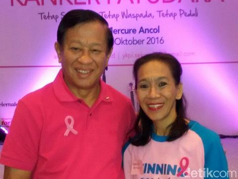 Pesan Survivor Kanker Payudara: Jangan Coba-coba Obati Diri Sendiri