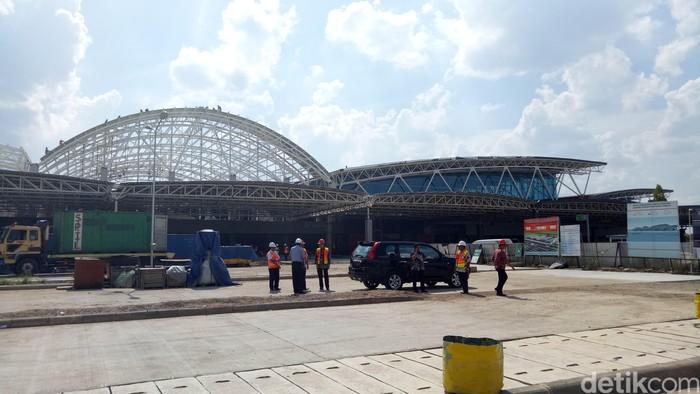 Pembangunan Bandara Supadio