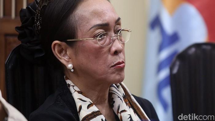 Sukmawati Soekarnoputri (Ari Saputra/detikcom)