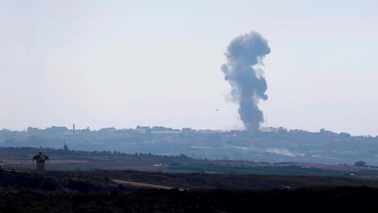 Serangan Israel Tewaskan Pejuang Hamas di Gaza