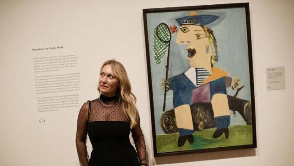 Lebih dari 80 Karya Pablo Picasso Dipamerkan di London