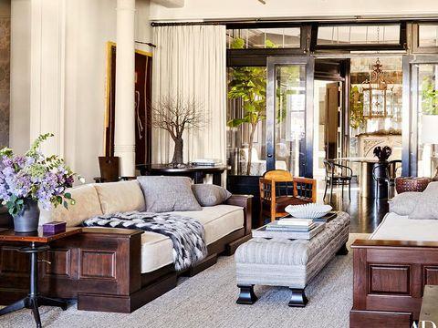 Mengintip Apartemen Meg Ryan di New York yang Baru Direnovasi