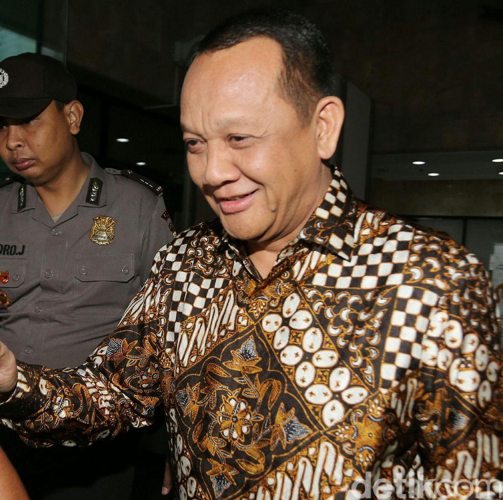 4 Polisi Eks Ajudan Eks Sekretaris MA Nurhadi Dipanggil KPK