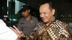 KPK Tangkap Eks Sekretaris MA Nurhadi di Jaksel