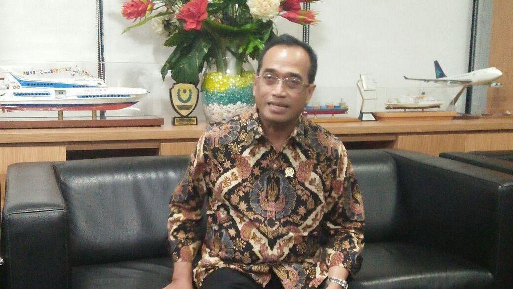 Ada Petugas Nakal di Belawan, Menhub: Pelabuhan Lain Juga Ada