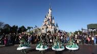 Keren! Pria Ini Turun 68 Kg Berkat Jalan-jalan di Disneyland
