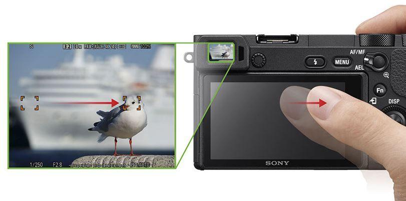 Sony: A6500 adalah Kamera Mirrorless APS-C Dengan Autofokus Paling Kencang