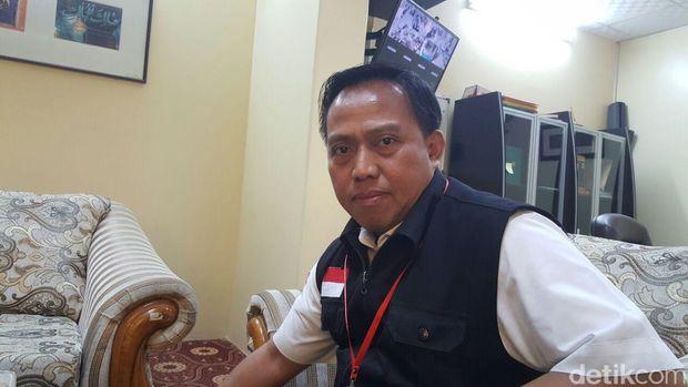 Kepala Daerah Kerja (Daker) Makkah Arsyad Hidayat (Foto: Rachmadin Ismail/detikcom)