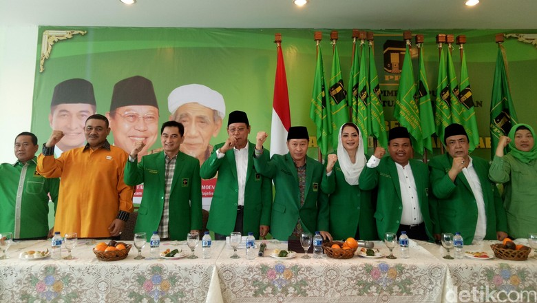 PPP Kubu Djan Dukung Ahok di Pilgub DKI: Dia Lindungi Umat Islam