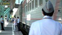 Resmi Dibuka, Jalur Kereta ke Kota Terdingin di Dunia