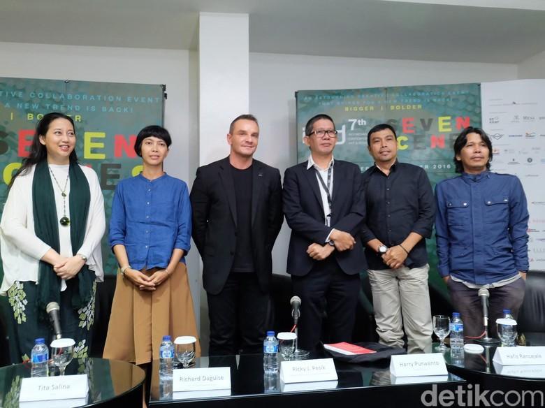 Resmi Dibuka, ICAD 2016 Suguhkan Karya dari 7 Kolaborator Seniman