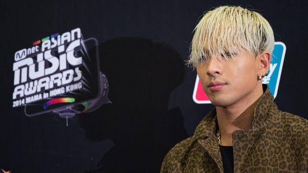 Taeyang menjadi satu-satunya anggota BIGBANG yang 'bersih.'
