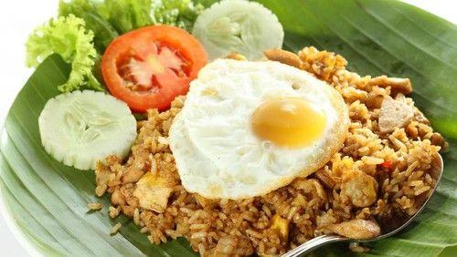 Babat Gongso Jadi Paduan Unik Nasi Goreng Khas Semarang